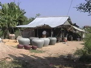 地球環境浄化プロジェクト カンボジア