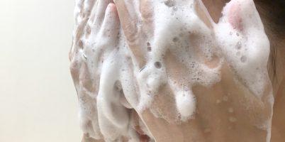 乾燥知らずのうるおい洗顔の方法