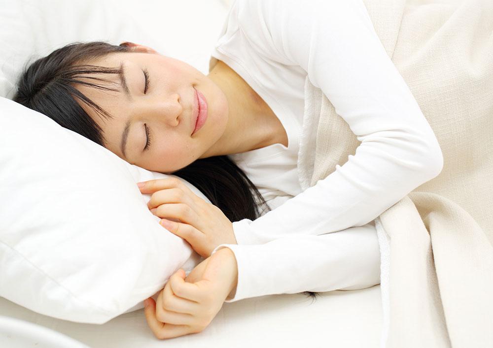 睡眠の重要さが見直されています。