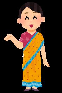 インド女性